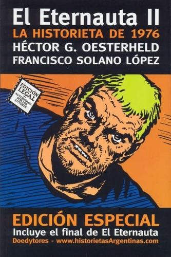 Imagen 1 de 2 de Eternauta Ii, El. La Historieta De - Oesterheld, Hector - So