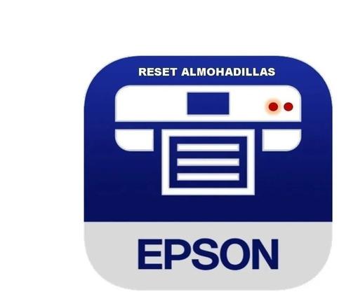 Imagen 1 de 1 de Reset Epson Amohadillas Modelos L -100% Libre De Vírus Trial