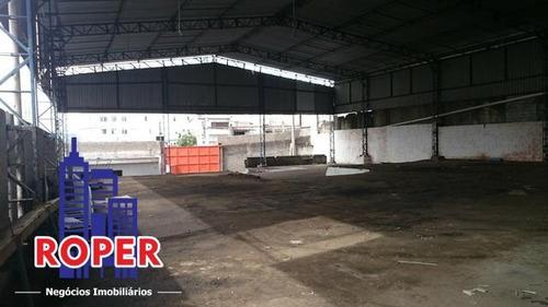 Terreno Para Construtora De 1.200 Metros (25 X 48) À Venda Na Vila Cisper, São Paulo - Te00039 - 69202019