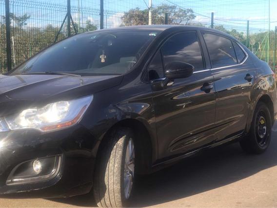Citroën C4 2.0 Tendance Flex Aut. 4p 2015