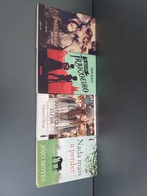 4 Livros De Suspense E Romance - Antes Que Eu Vá E...