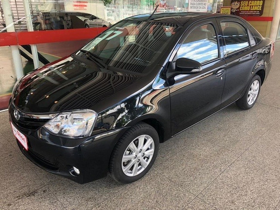 Test Ml Toyota Etios 1.5 16v Xls Aut. 4p