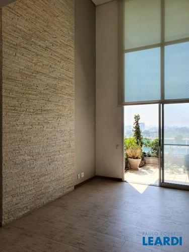 Imagem 1 de 15 de Apartamento - Panamby  - Sp - 569184
