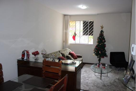 Apartamento Com 4 Quartos Para Comprar No Santa Lúcia Em Belo Horizonte/mg - 595