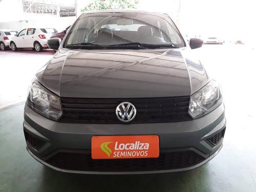 Imagem 1 de 8 de Volkswagen Gol 1.0 12v Mpi Totalflex 4p Manual