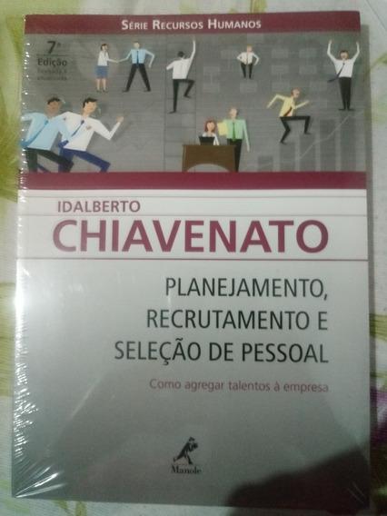 Coleção Idalberto Chiavenato Administração