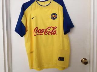 Jersey Del Club América. Nike, Talla Xl, M/c , C. Blanco #10