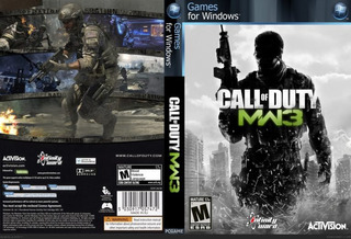 Call Of Duty Modern Warfare 3 Pc - Steam - Entrega Inmediata