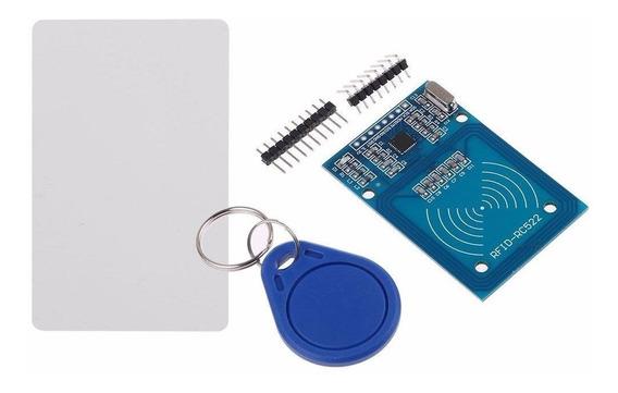 Módulo Leitor Rfid Mfrc522 Para Arduino