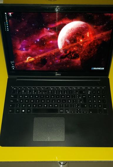 Notebook Dell 5548 15,6 I7 16gb Ram 2gb Radeon 1tb Ssd