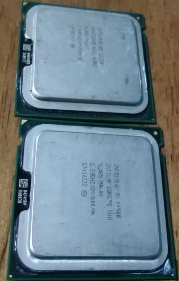 Processador Core 2 Duo E4500 E E2220
