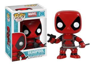 Funko Pop! Deadpool #20 - Marvel Universe - #diadelniño
