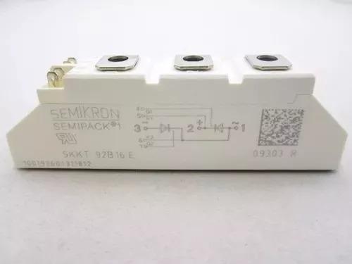 Tiristor 92a 1600v Semikron Skkt92b16e Original