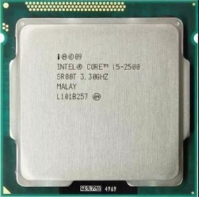 Processador I5 2500 3.3 Ghz Lga 2400 2120 2500k 2600k