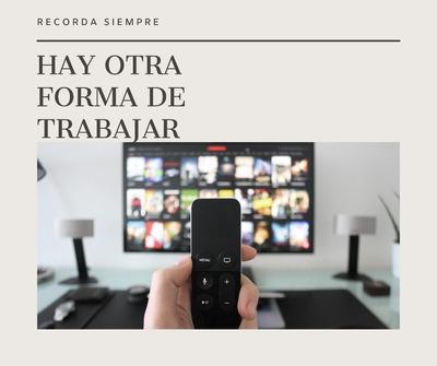 Prueba La Nueva Forma De Ver Tv