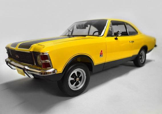 Miniatura Chevrolet Opala Ss Colecionador - Escala 1:8