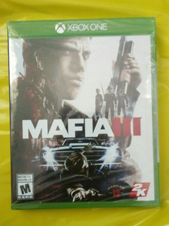 Mafia Iii De Xbox One Físico Nuevo
