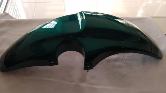 Paralama Dianteiro Nx 400 Verde Original Honda