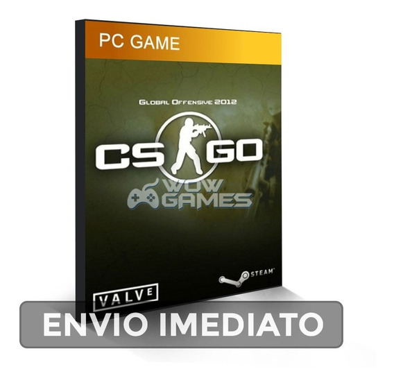 Counter Strike - Cs Go Prime Status Upgrade - Steam Pc