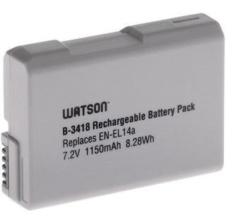 Watson Enel14a Paquete De Bateria De Litio 72v 1150mah De Re