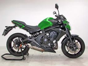 Kawasaki Er-6n Abs 2014 Verde