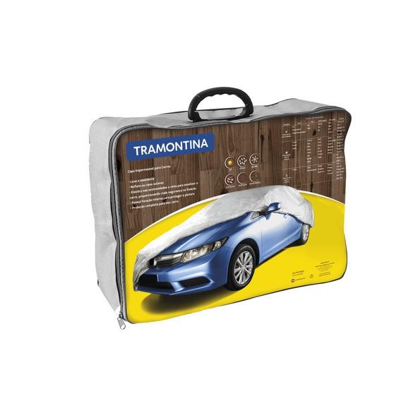 Capa Impermeável Para Carros Tamanho P 43780001 Tramontina