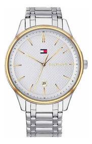 Relógio Tommy Prata