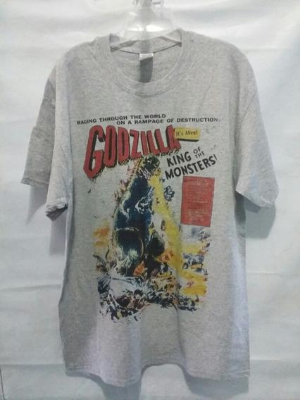 Playera Godzilla