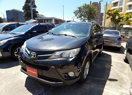 Toyota Rav 4 Imperial Sec 2,4 Gasolina 4x2
