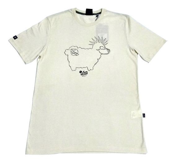 Camiseta Lost Estampa Muda De Cor No Sol Frete Grátis Ovelha