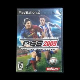 Pes 2009 Pro Evolution Soccer