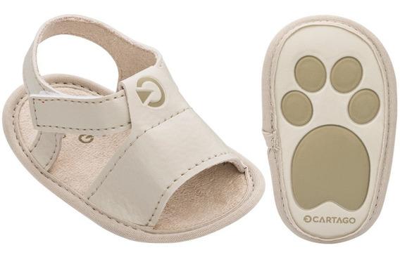Sandália Mini Cartago Baby Rn Tam 13 Ao 16
