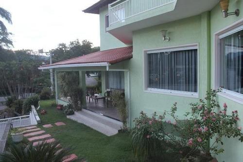 Casa Com 5 Dormitórios À Venda Por R$ 2.100.000,00 - Badu - Niterói/rj - Ca0611