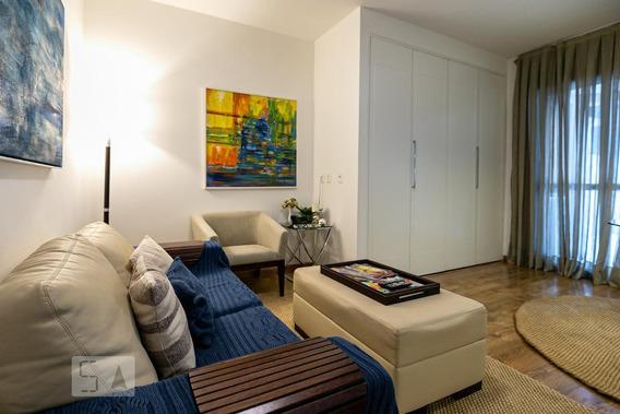 Apartamento Para Aluguel - Vila Olímpia, 1 Quarto, 80 - 893039230