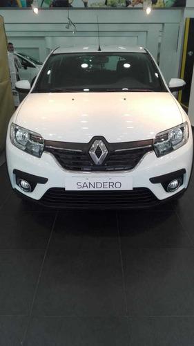 Nuevo Lanzamiento Renault Sandero Intens 1.6 Cvt Nm
