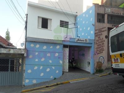 Casa Comercial A Venda, Centro, Jundiai, Sp, 03 Quartos, 01 Vaga De Garagem - Ca09190 - 33768097