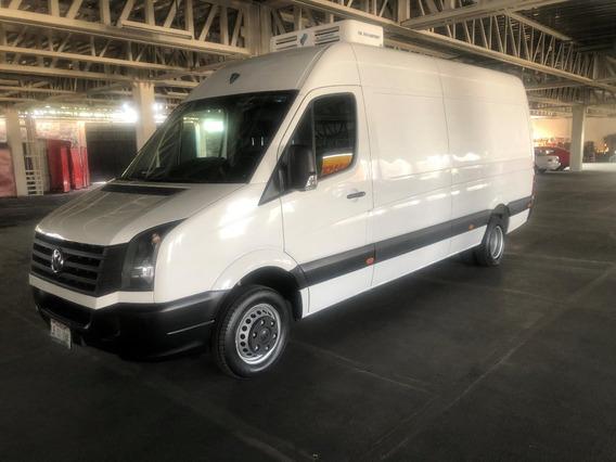 Crafter Cargo Van Std Caja Extendida Refrigerada 2017