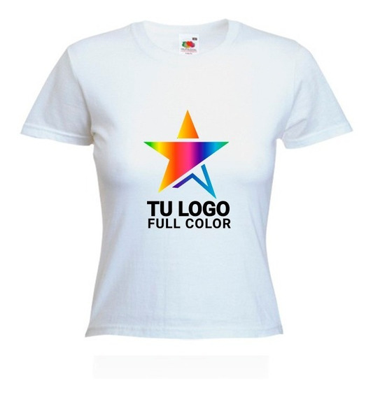 Remera Personalizada Sublimada Full Color