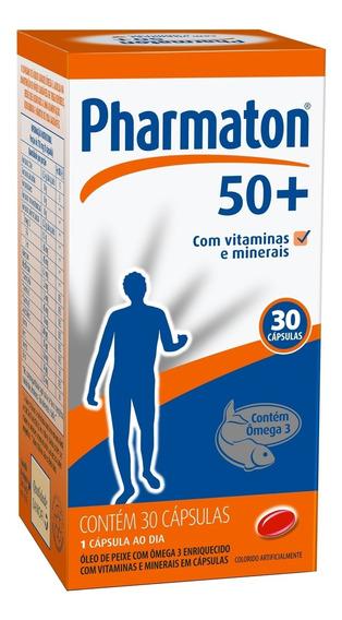 Pharmaton 50+ 30 Capsulas Sanofi