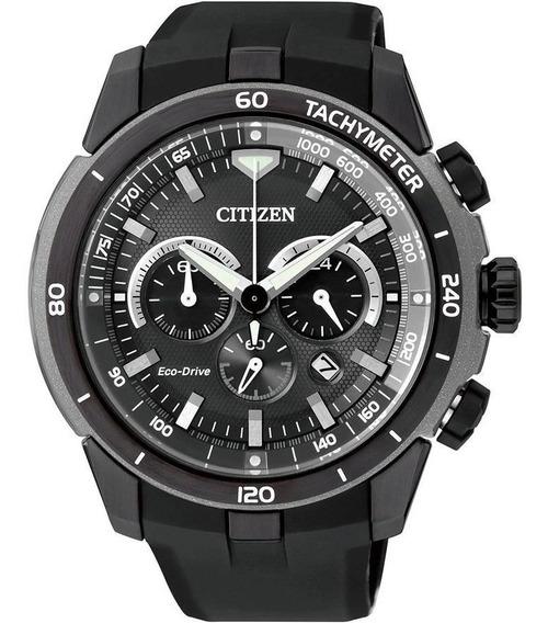 Relógio Citizen Masculino Tz30786p Ecodrive Black Original