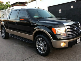 Ford Lobo Lariat 4x4 2014 ¡¡extremadamente Impecable!!