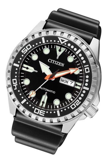 Relogio Citizen Marine Sport Automatico Nh8380-15e Tz31123t