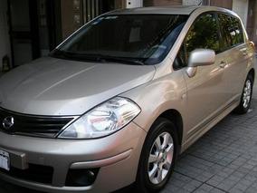 Nissan Tiida Acenta Full !!!excelente Estado!!! Financio!!!
