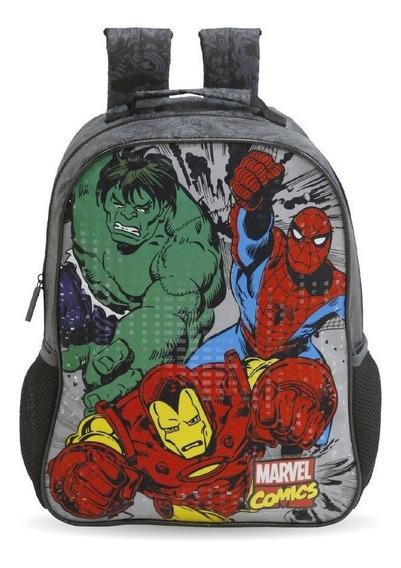 Mochila M Original Marvel Comics Heores 7553 Original