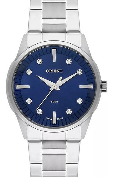 Relógio Orient Feminino Original Fbss0069 D1sx + Nota