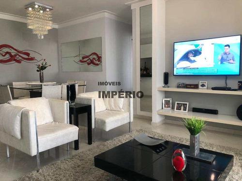 Apartamento Com 3 Dorms, Santana, São Paulo - R$ 1.17 Mi, Cod: 5944 - V5944