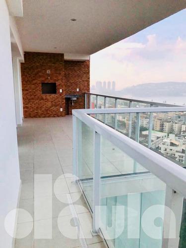 Imagem 1 de 11 de Excelente Apartamento - Guarujá Com 190 Metros - Enseada !!! - 1033-10607