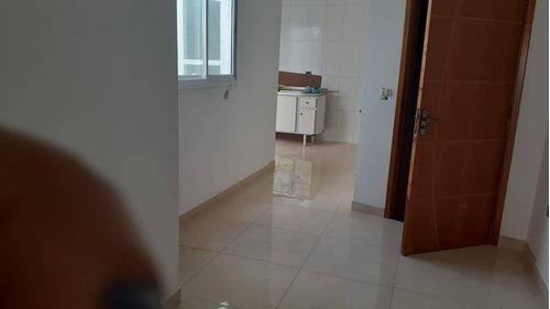 Imagem 1 de 12 de Apartamento Com 2 Dormitórios Para Alugar, 75 M² Por R$ 1.600/mês - Vila Lucinda - Santo André/sp - Ap1647