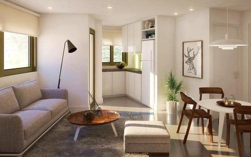 Apartamento De 1 Dormitorio En Venta Con Renta En Bella Vista