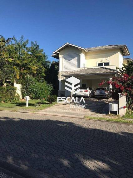 Casa Com 4 Dormitórios À Venda, 400 M² Por R$ 1.900.000,00 - Coaçu - Eusébio/ce - Ca0227